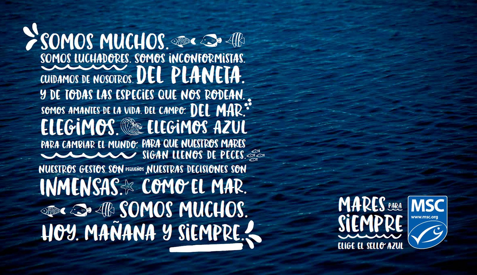 """Manifiesto """"Mares Para Siempre"""""""